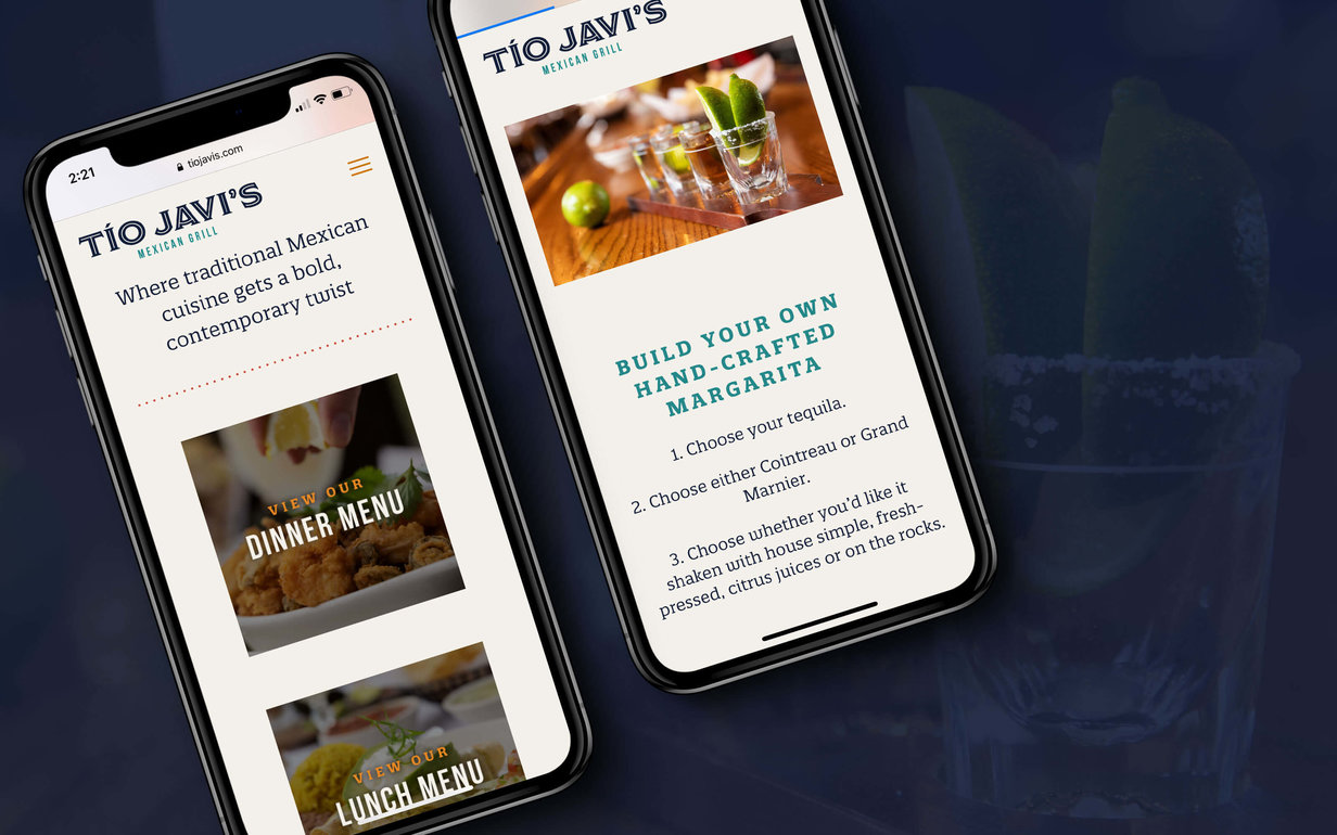 Tio Javis Iphone Mockups
