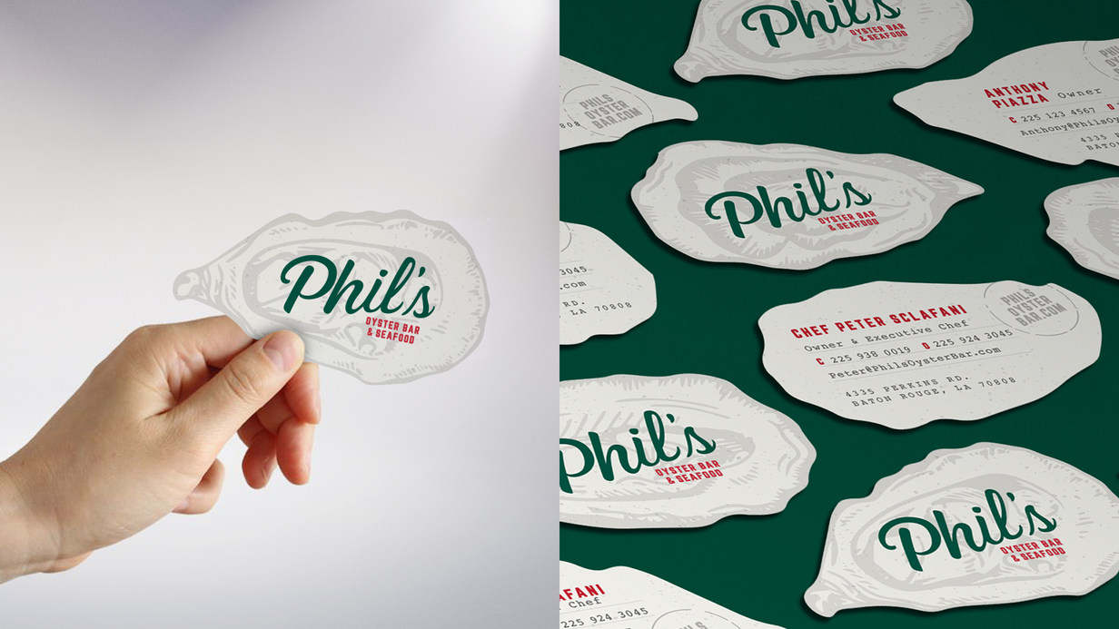 Phils Business Cards Split