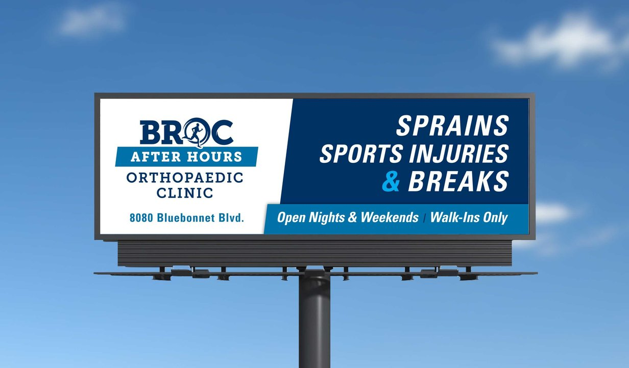 Broc Billboard