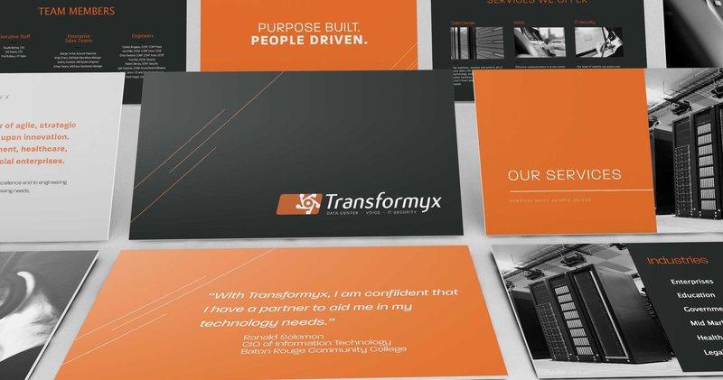 Transformyx Powerpoint Min