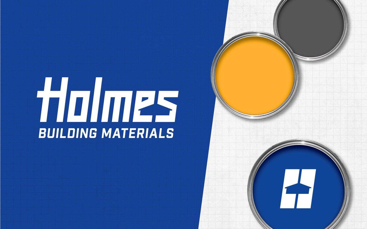 Holmes Logo Min