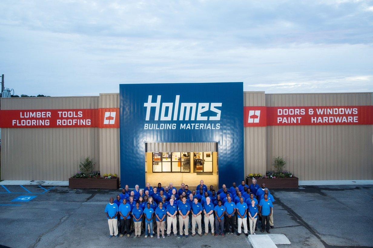 Holmes Team Min