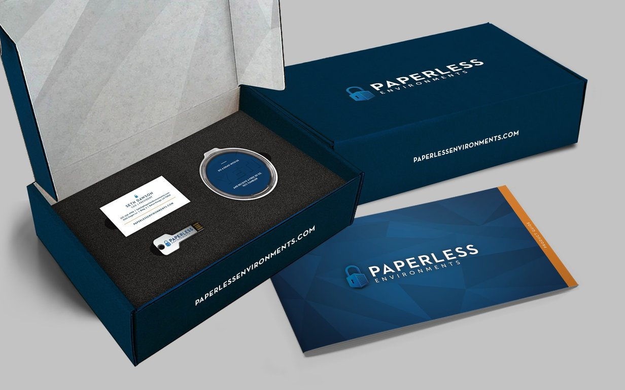 Paperless Direct Mail Box Min