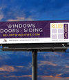 Relief Windows Billboard Home