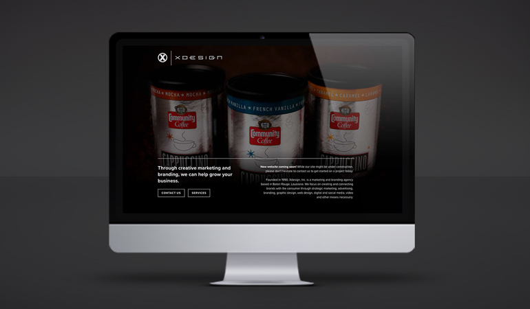 Xdesign Website