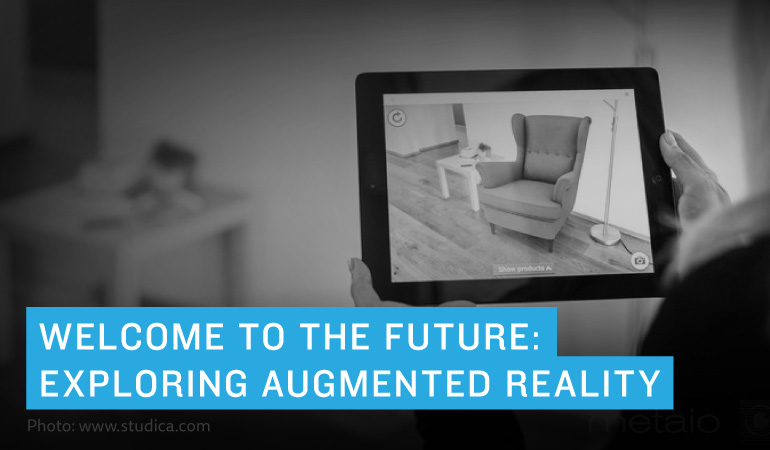 Welcome to the Future: Exploring Augmented Reality