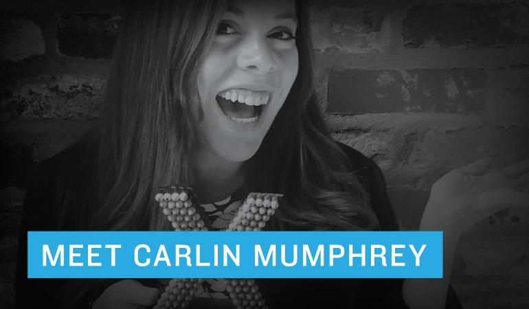 #Teamxdesign New Member Spotlight: Carlin Mumphrey
