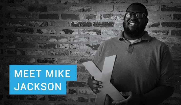 #Teamxdesign New Member Spotlight: Michael Jackson