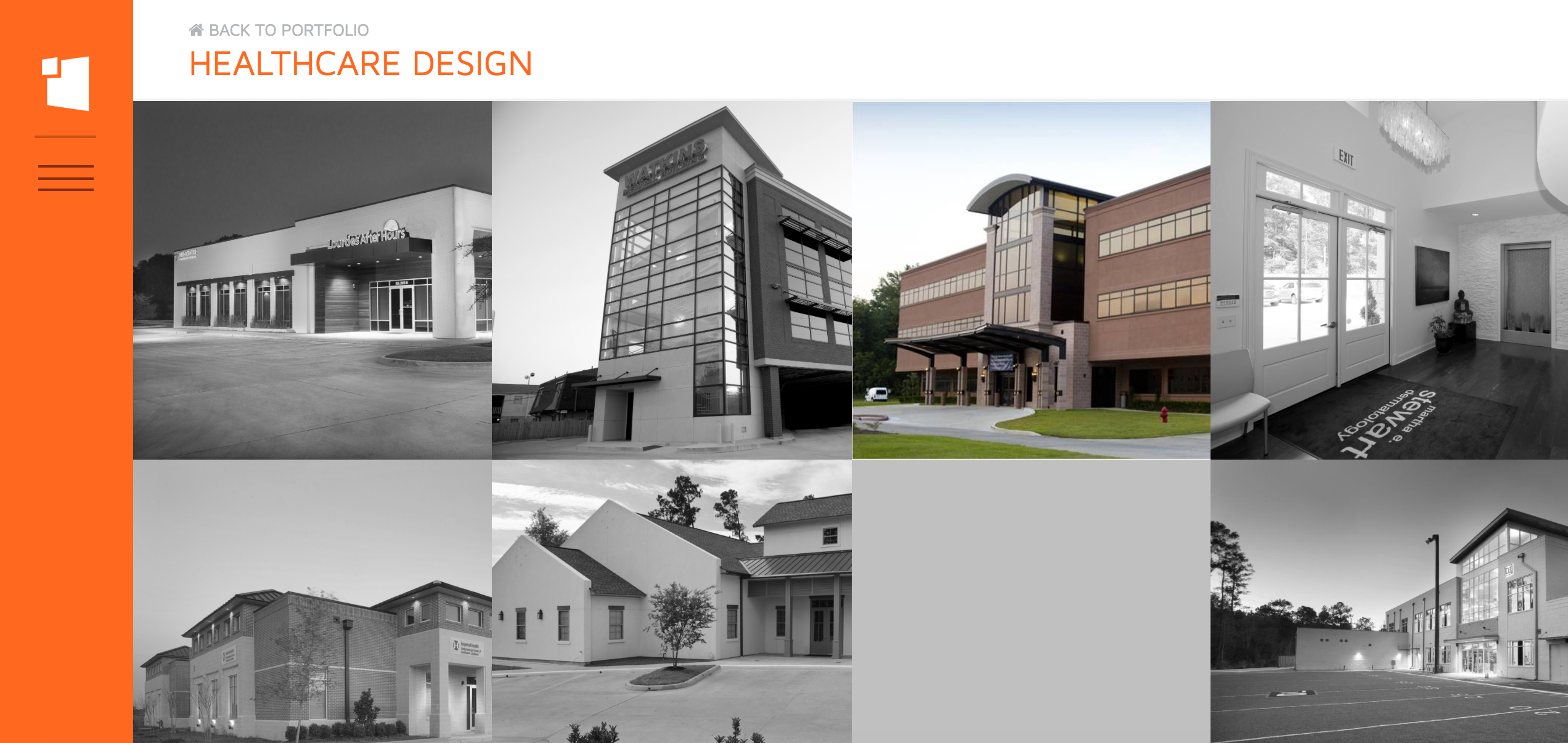 Ritter Maher Architects Website Screenshot