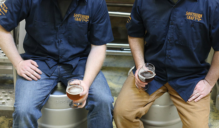 Southern Craft Brewing Co. Shirts