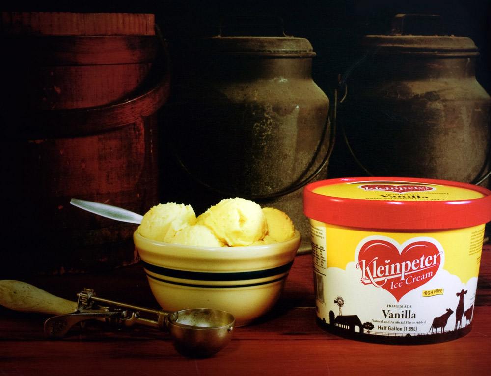PAC Kleinpeter Ice Cream
